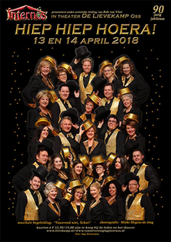 2018 Poster Hiep Hiep Hoera