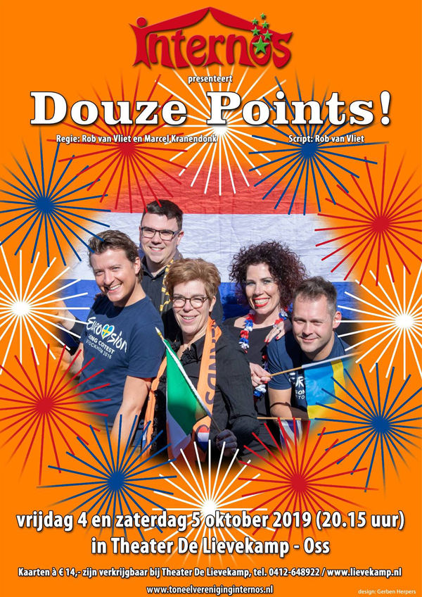 2019 Poster Douze Points
